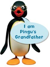 Pingu's Grandfather