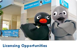 Franchisinig Opportunities - Pingu´s English