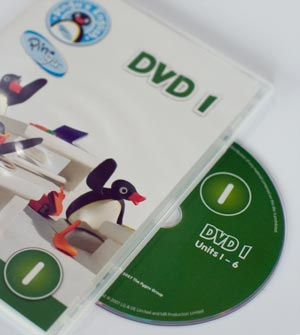 Pingu's English DVD