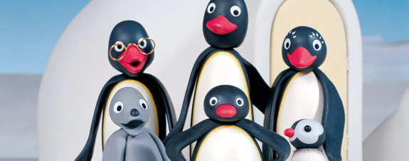 Pingu's English Play